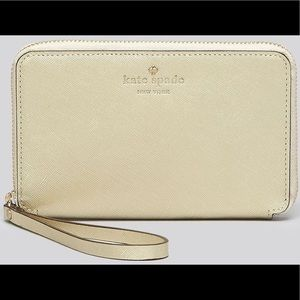 Kate spade cherry lane Louie wristlet
